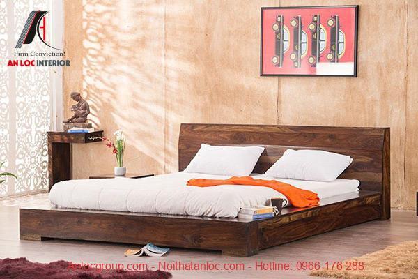 Giường ngủ kiểu Nhật 1m8