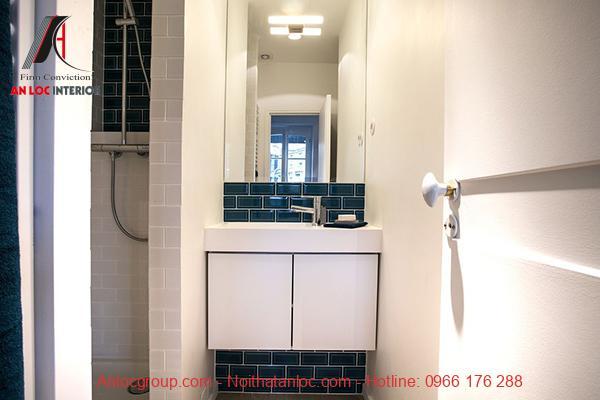 thiết kế căn hộ 32m2