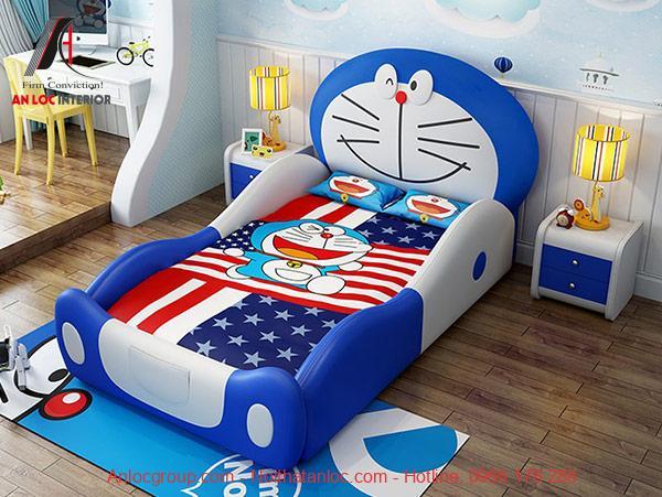 Phòng ngủ đẹp doremon