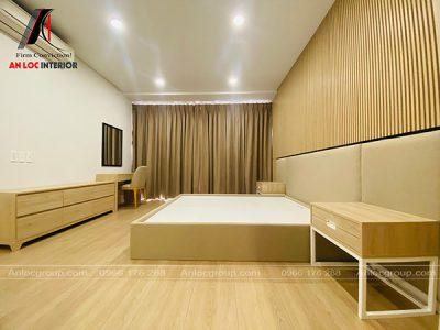 Giá thi công nội thất phòng ngủ