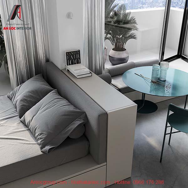 Thiết kế căn hộ 28m2