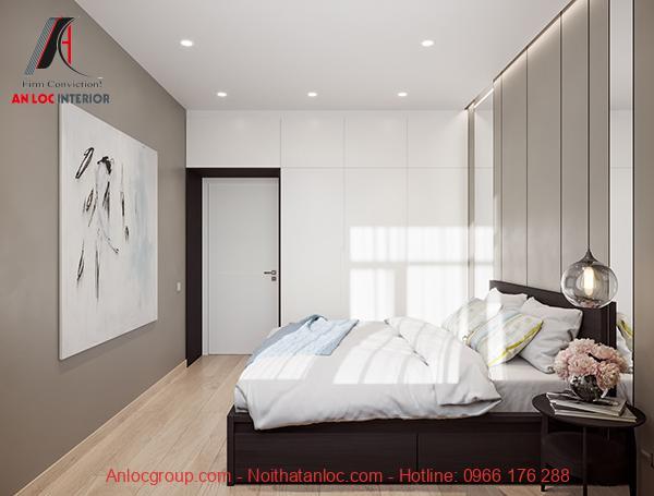 Thiết kế căn hộ 43m2
