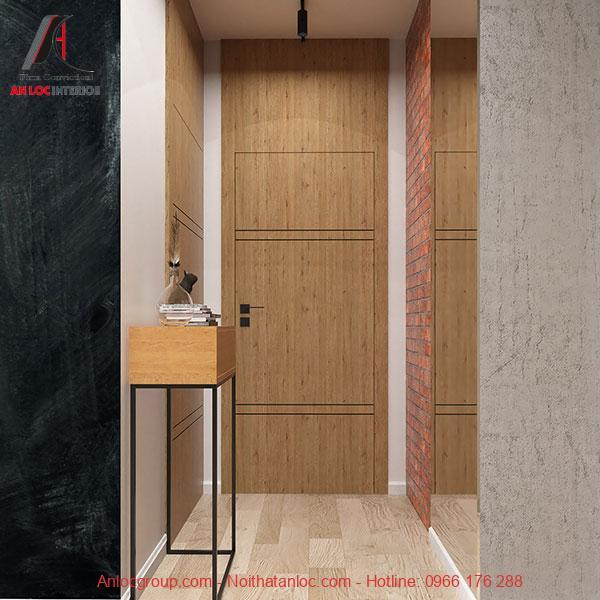 Thiết kế nội thất chung cư 48m2