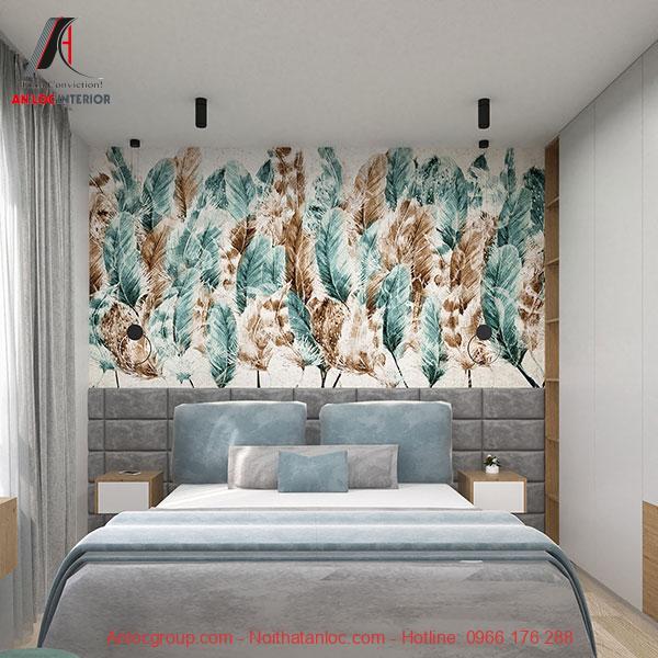 Thiết kế phòng ngủ đẹp, hiện đại