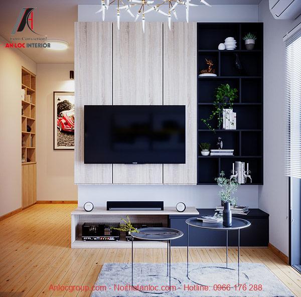 Nội thất phòng khách đẹp, hiện đại