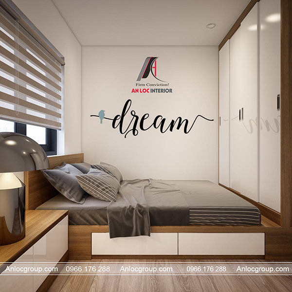 Thiết kế nội thất chung cư 68m2