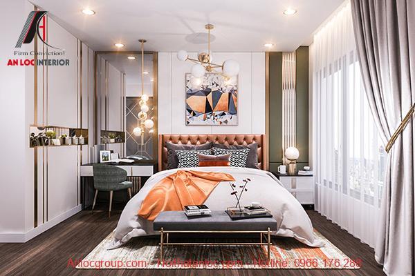 Thiết kế nội thất chung cư 95m2