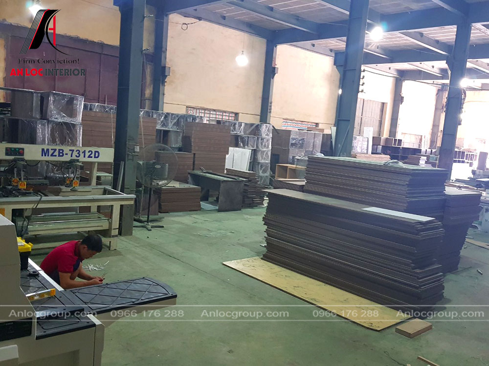 xưởng đồ gỗ hà nội