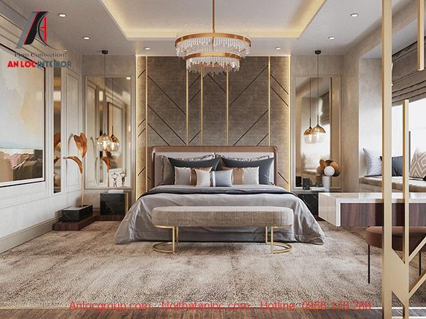 Cách bố trí phòng ngủ đẹp