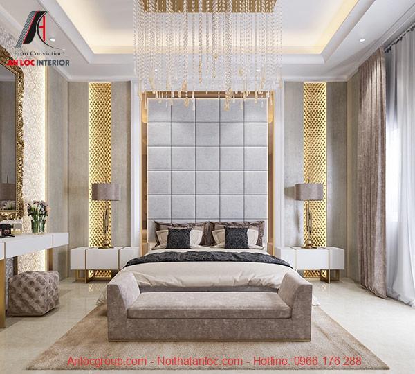 Phòng ngủ cho thiếu nữ