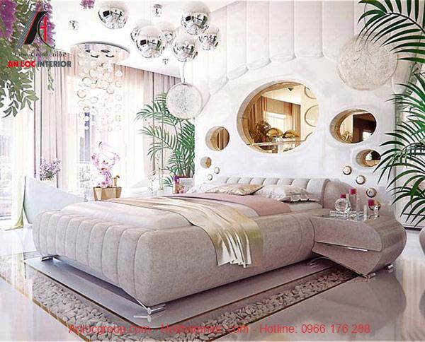 Thiết kế phòng ngủ cho thiếu nữ