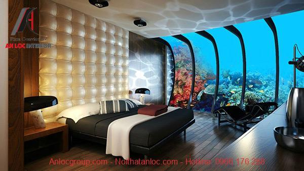 Căn phòng đẹp nhất thế giới