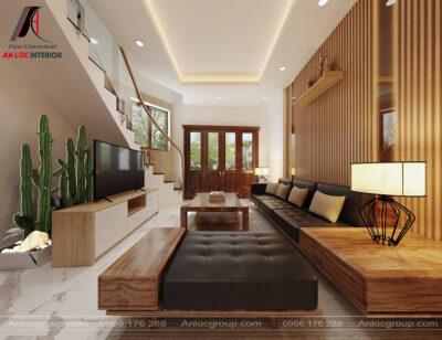 thiết kế nội thất nhà phố tại tphcm