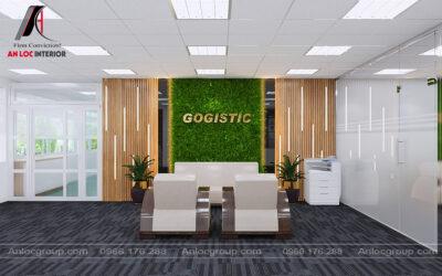 Thiết kế nội thất công ty Gogistic tại Hải Phòng