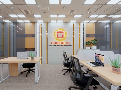 Thết kế nội thất văn phòng